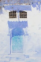 giclee of watercolour painting of Puerta preferida