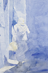giclee of watercolour painting